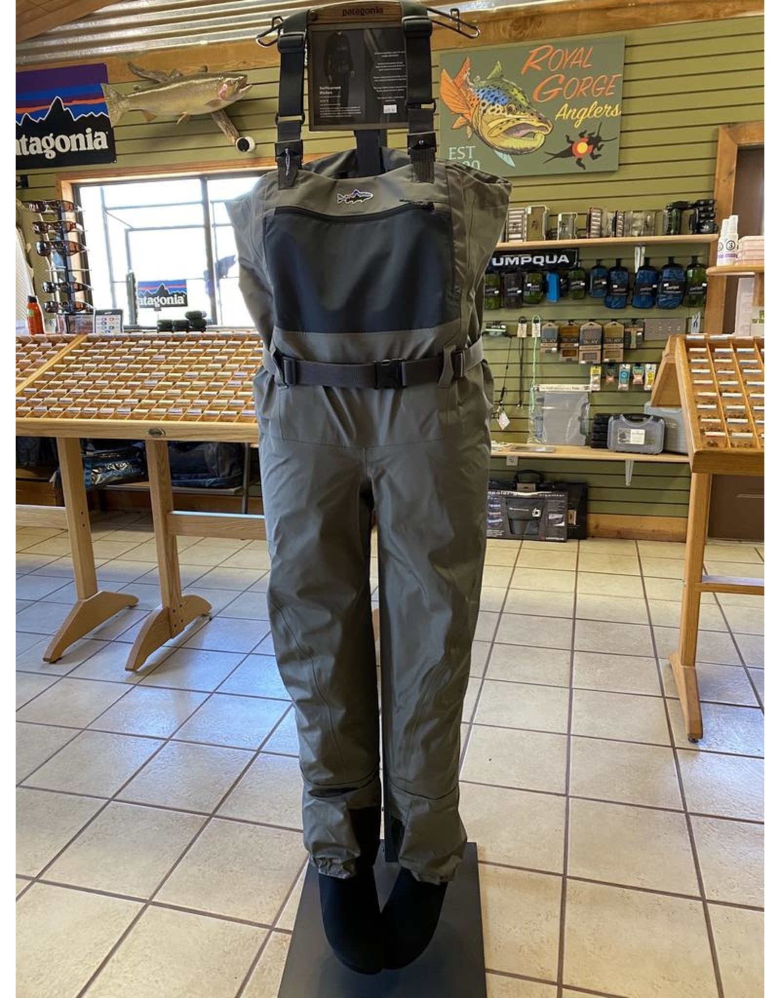 The most innovative waders Patagonia has ever designed!