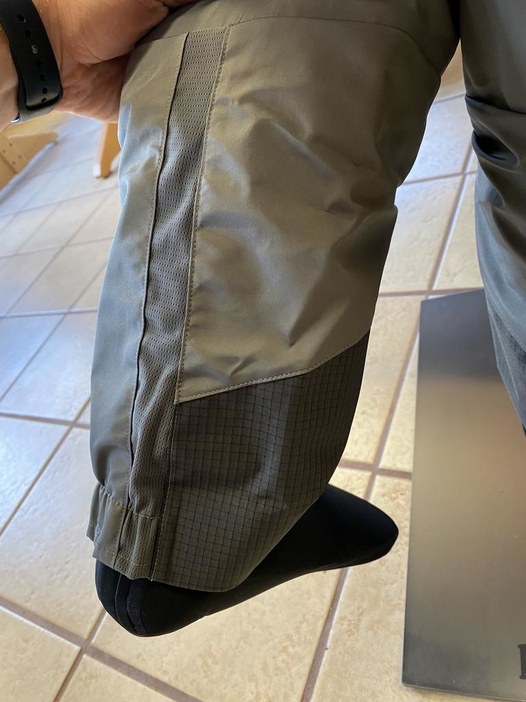 The most innovative wader Patagonia has ever built!