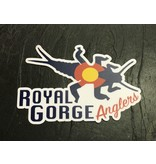 Show off your Royal Gorge Anglers Pride!