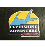 Show off your Fly Fishing Adventure Company Pride!