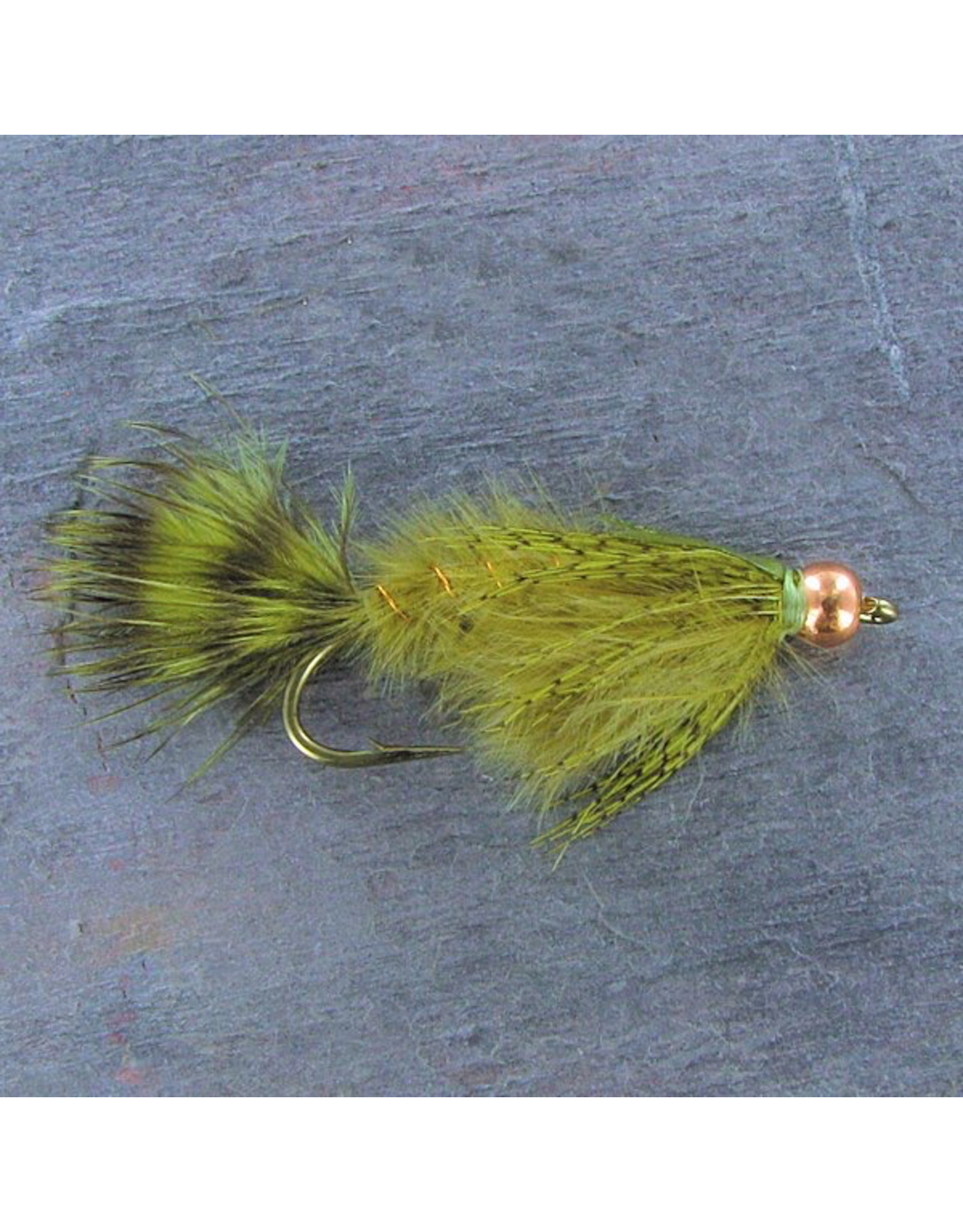 Grizzly Damsel Olive 12 (3 Pack)