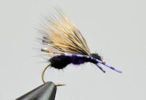 Galloup's Ant Acid Black/Purple14 (3 Pack)