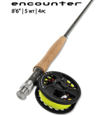 """Orvis Encounter Outfit 8'6"""" 5 wt"""