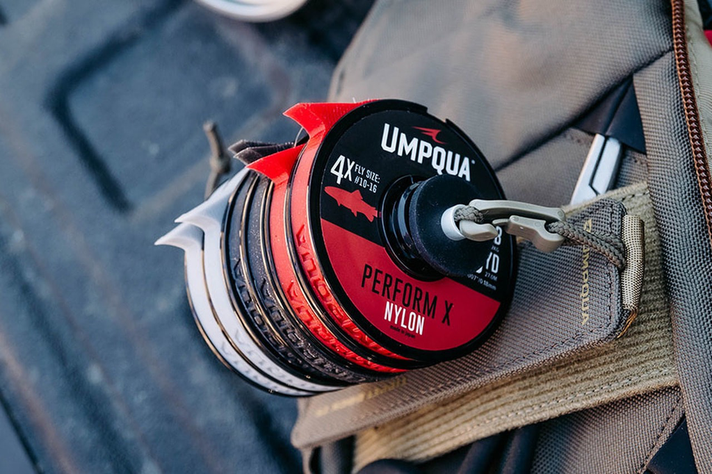 X Trout Nylon Tippet delivers the Holy Grail in tippet performance Ð brute strength and suppleness.