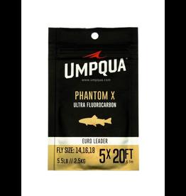 Umpqua Phantom X Euro Nymph Leader (20')