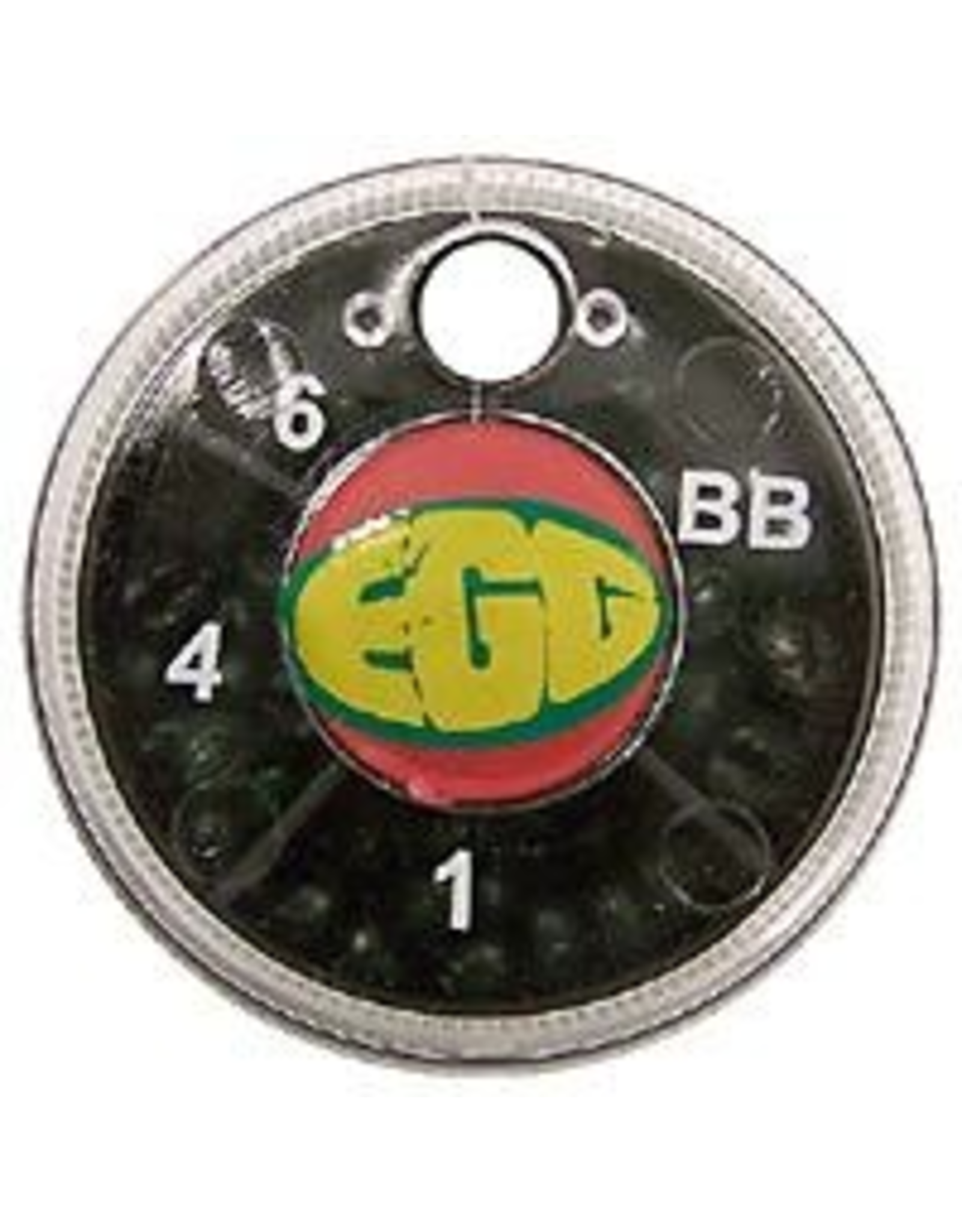 Dinsmore 4 Shot Tin Selector (Green Egg)
