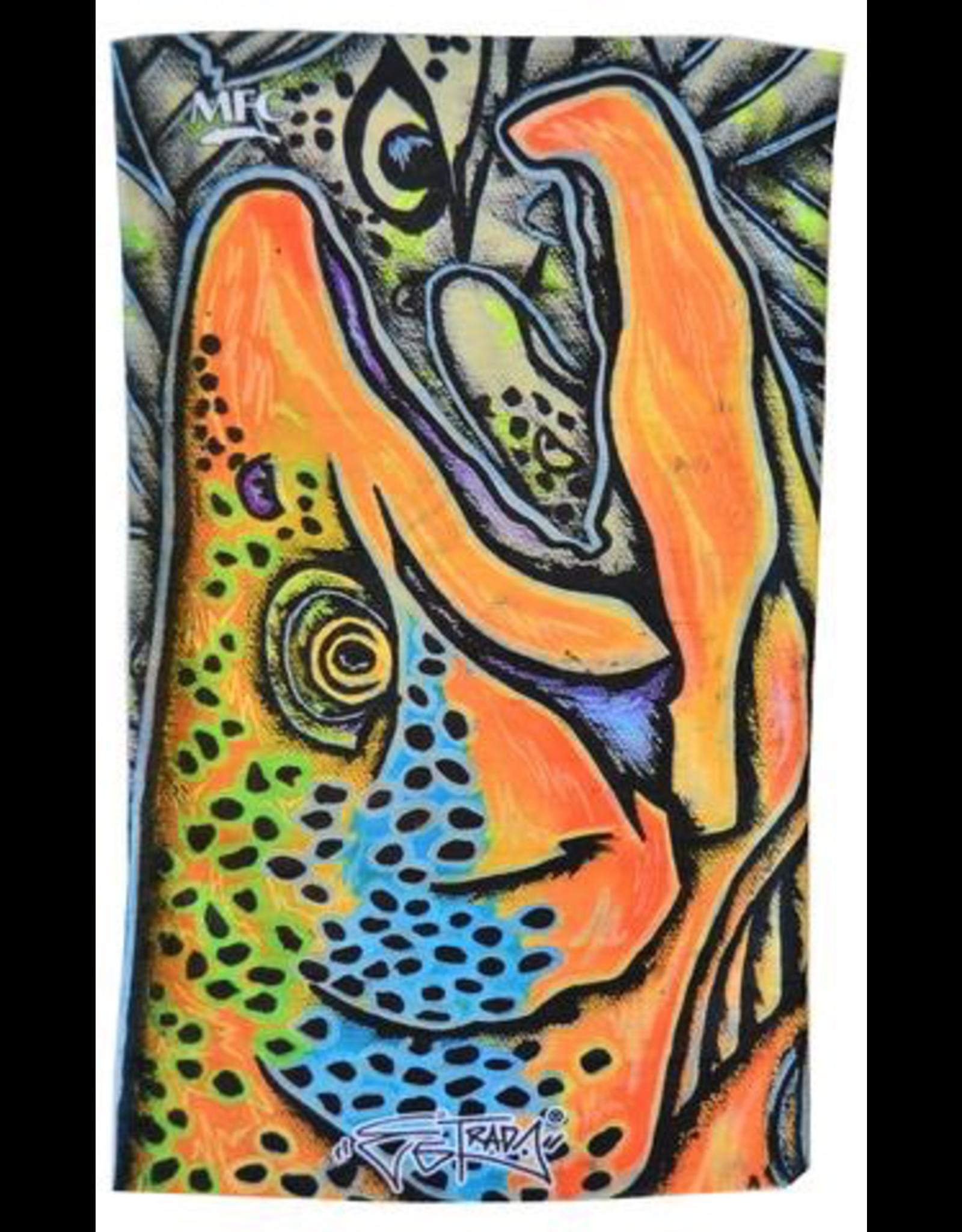 MFC Fish Gaiter Estrada Brown Trout