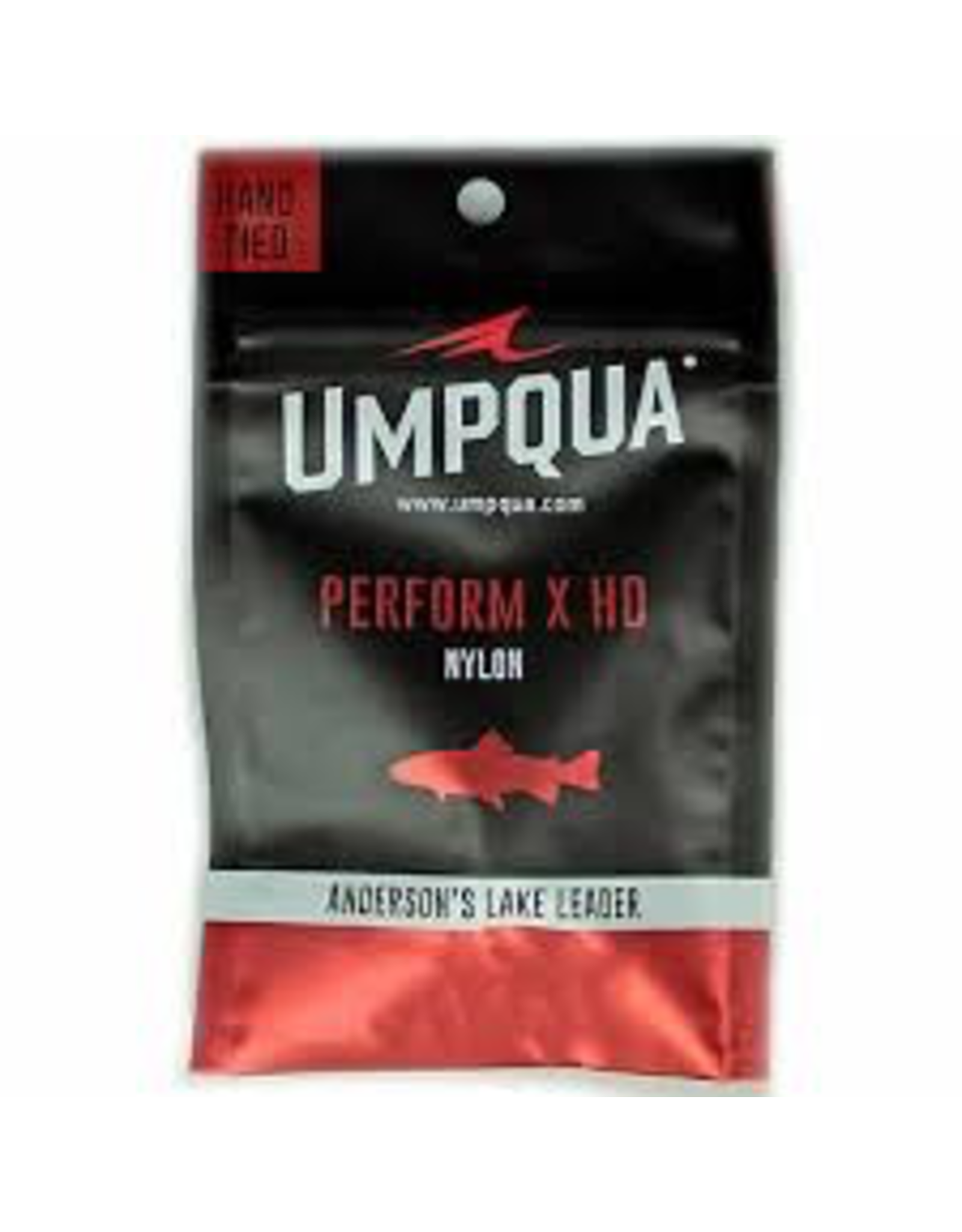 Umpqua Perform X Anderson's Lake Leader 12ft. 30lb