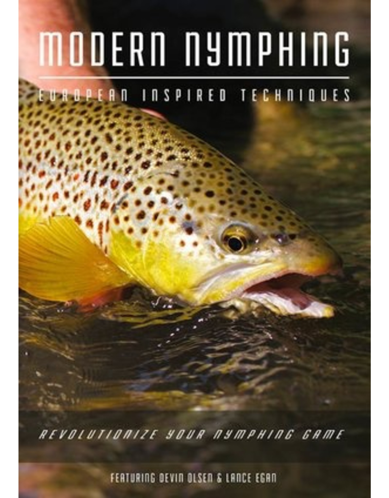 European Inspired Nymphing Techniques (Featuring Fly Fishing Team USA's Devin Olsen & Lance Egan)