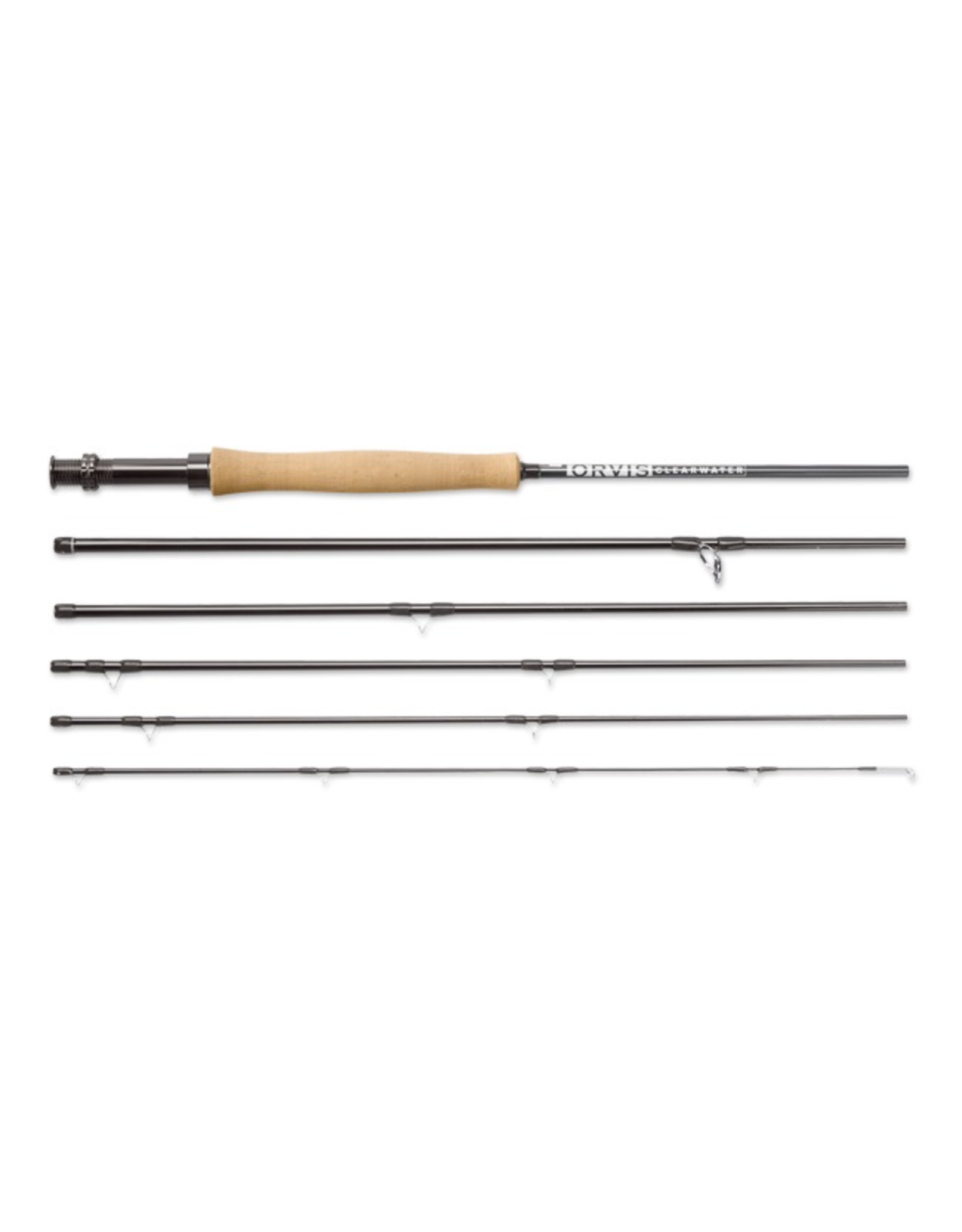 Orvis Cleartwater 9 ft. 6 wt 6 piece rod