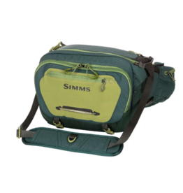 Simms Freestone Fishing Hip Pack (Shadow Green)