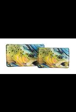 Trout Pattern Lycra EVA box standard