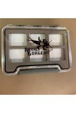 Waterproof Magnetic 6 compartment fly box