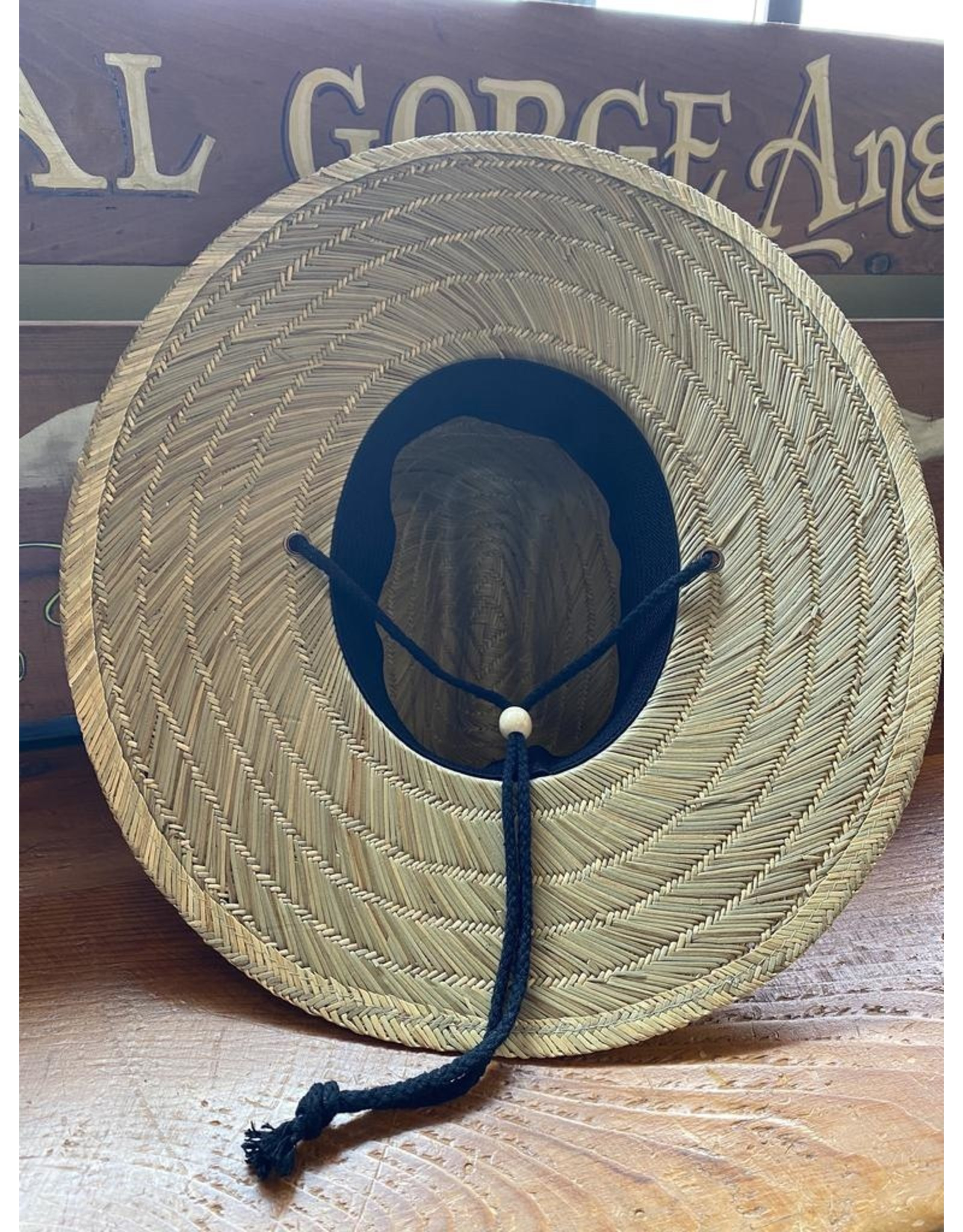 The Coolest straw Hat you've ever seen!