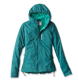 Orvis Women's Pro Insulated Hoodie Dragonfly