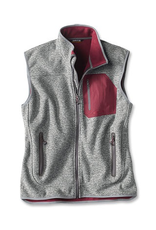 Orvis Windproof Sweater Fleece Vest