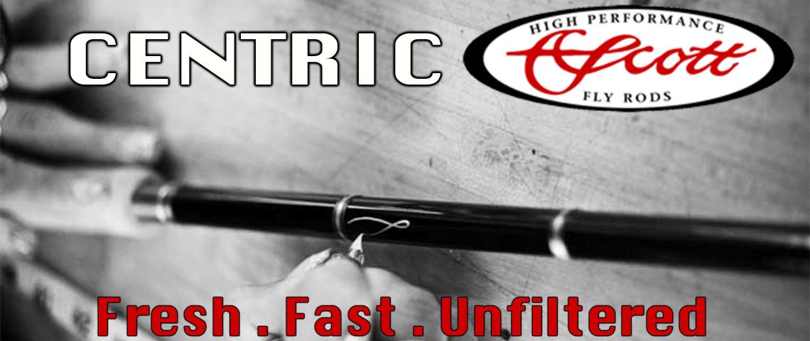 Scott Centric Fly Rod