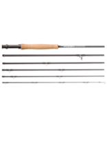The Clearwater 5-Weight 9' 6-Piece Fly Rod is built for the roving angler who stalks big fish