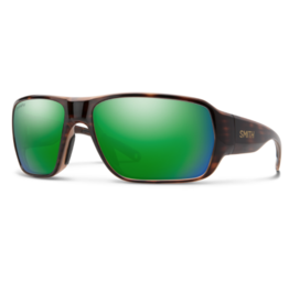 SMITH Castaway (Tortoise Frame/ Chromapop Glass Polarized Green Mirror)