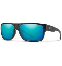 SMITH Soundtrack (Matte Black/ Chromapop Polarized Opal Mirror)