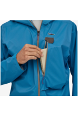 Go-everywhere, waterproof, breathable and lightweight jacket
