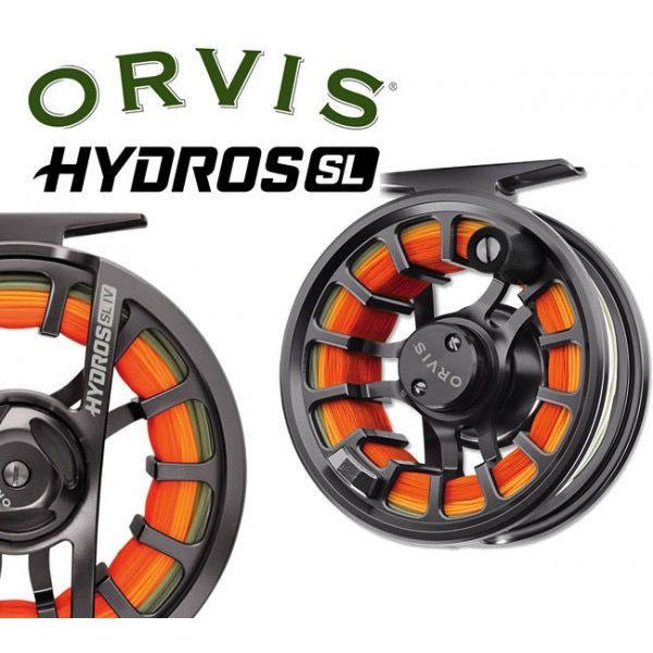 Orvis Hydros SL I 1 to 3 wt. reel