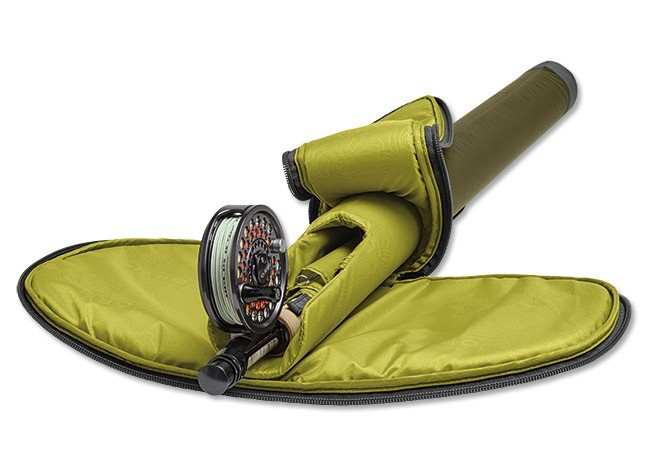 Orvis Safe Passage Single Rod/Reel Case