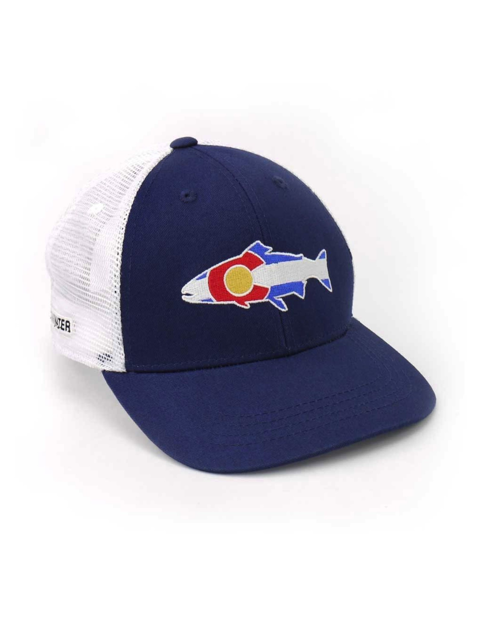 Rep Your Water Colorado Trout Hat Navy
