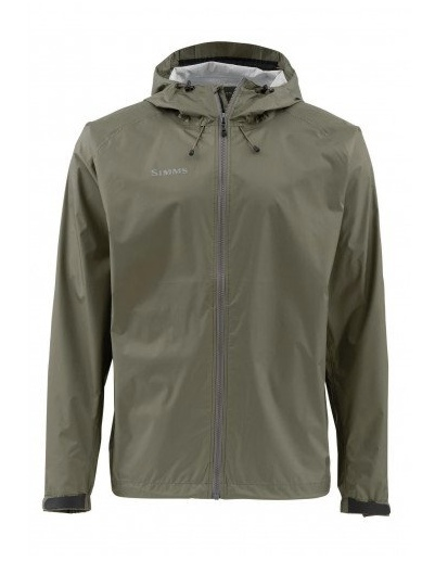 PERFECTLY PACKABLE WATERPROOF/BREATHABLE STORM JACKET