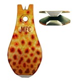 MFC River Camo Nippers Tungsten Carbide Brown Trout