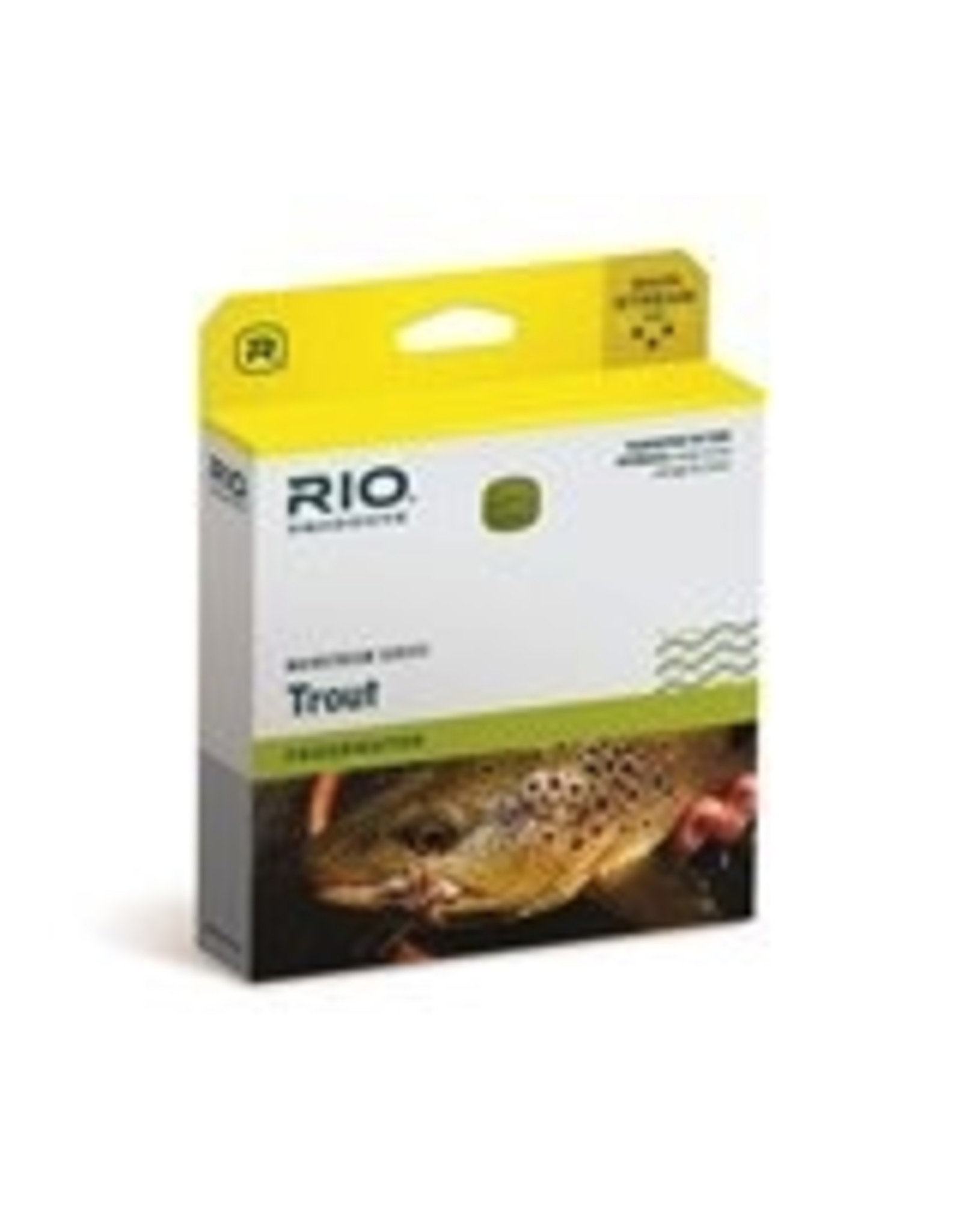 Rio Mainstream Trout Full Sink WF4S6