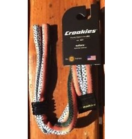Croakies Suiter Rainbow Trout Black