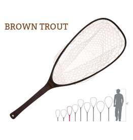 Fishpond Nomad Emerger Brown Trout Net