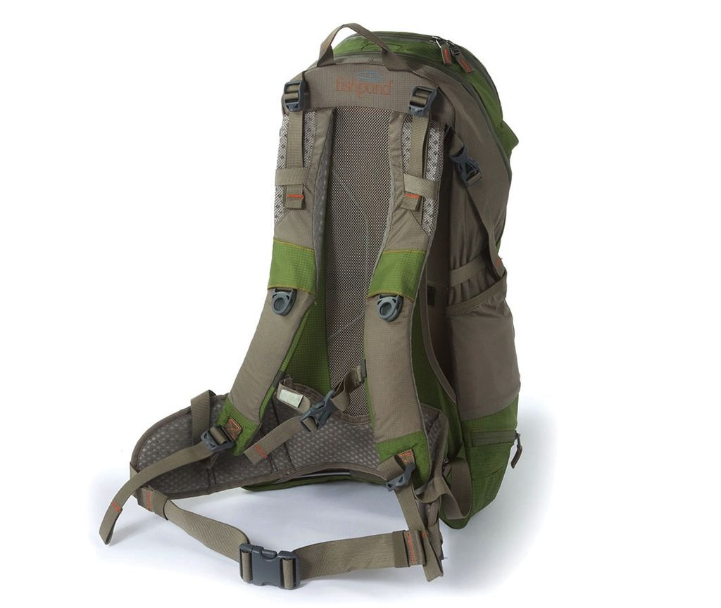 Fishpond Black Canyon Backpack Cutthroat Green