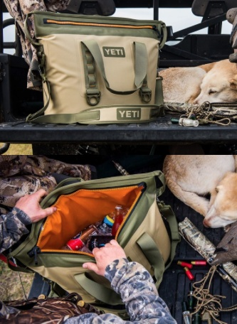 Hopper™ Two is the evolution of YETI's first soft cooler!