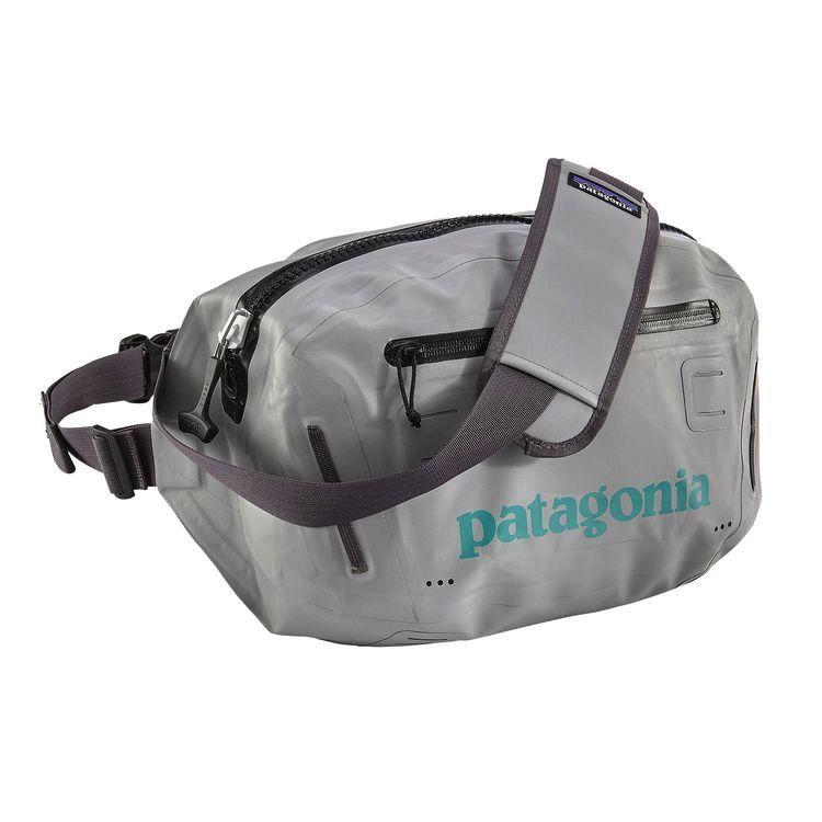 Patagonia Stormfront Hip Pack 10 L Drifter Grey