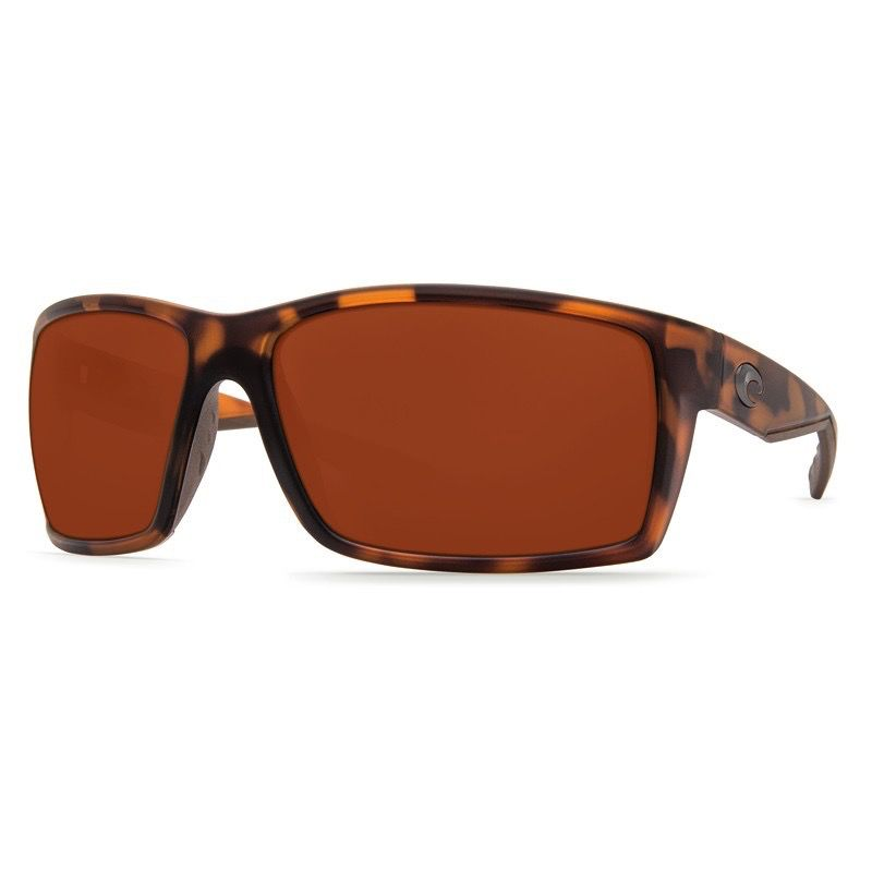 Costa Reefton Matte Retro Tortise Copper 580P