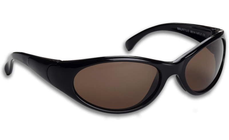 Fisherman Eyewear Reef Black Copper Lens