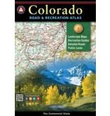 Benchmark Maps Colorado Road and Recreation Atlas