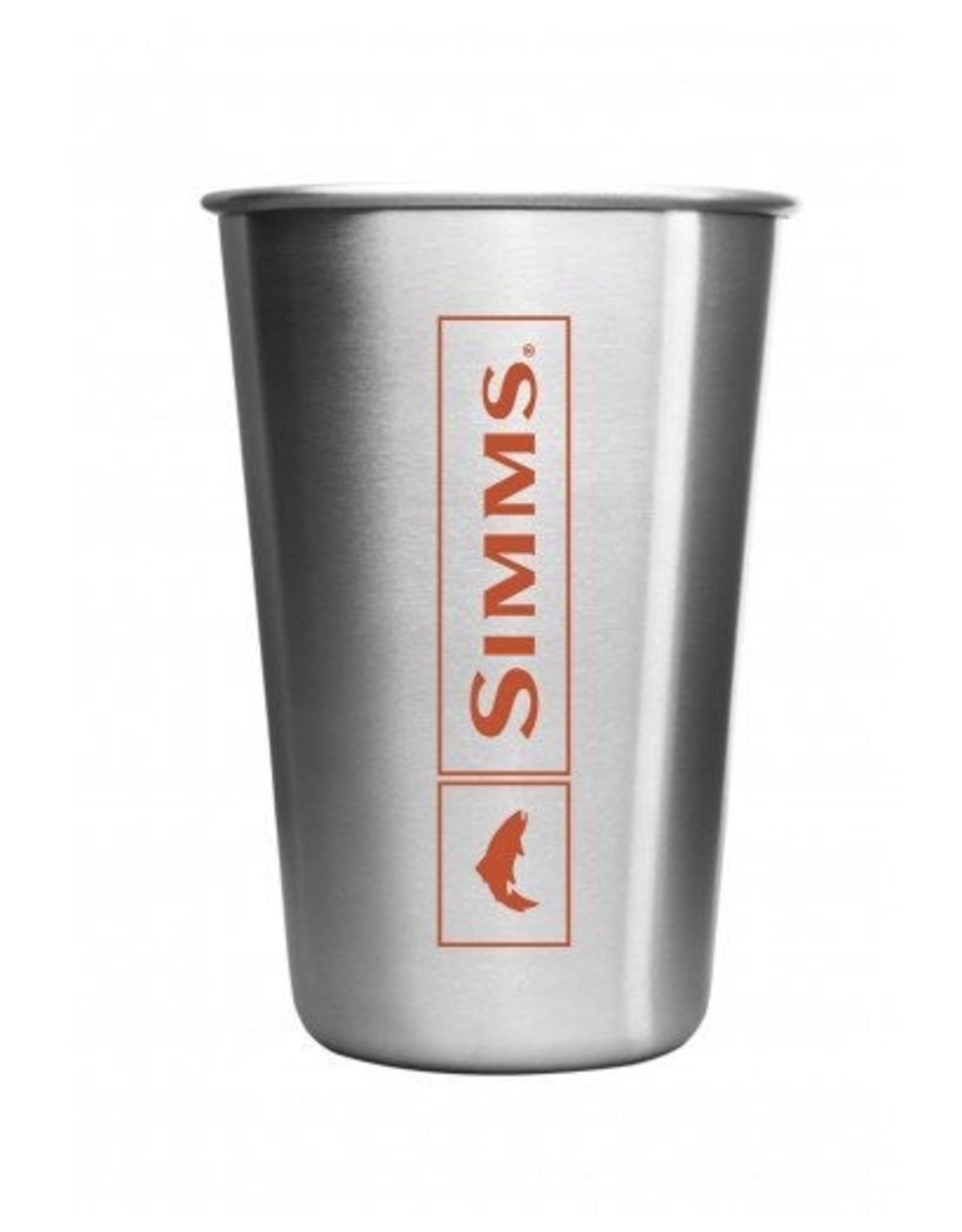 Simms Headwaters 16 OZ Stainless Pint Glass