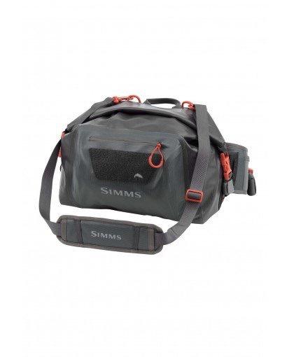 Simms Dry Creek Hip Pack…..Gunmetal