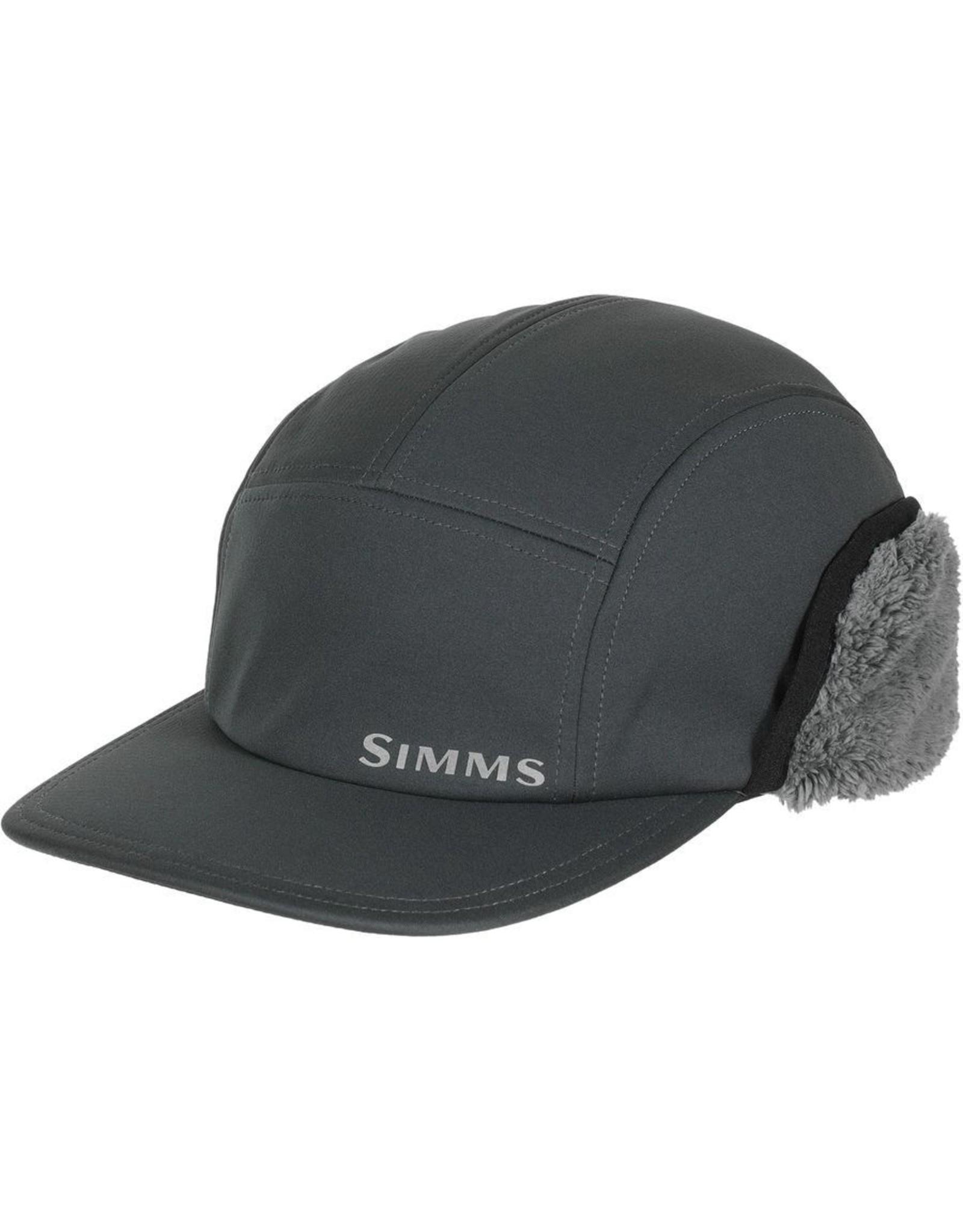 Extreme weather headgear, with Polartec® Windbloc® performance