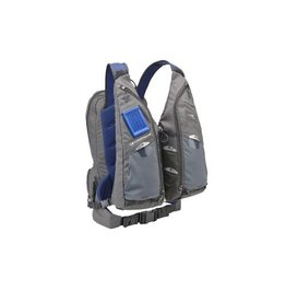 Umpqua Swiftwater ZS Tech Vest Granite
