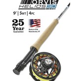 The Helios 3D 5-Weight, 9-Foot Fly Rod is renowned for its power and accuracy at a distance