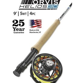 Orvis Helios 3D 9ft 5wt Outfit