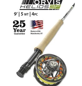 Orvis Helios 3F 9ft 5wt Outfit