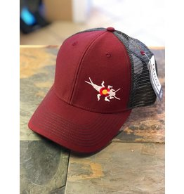 CO Stonebug II Trucker (Burnt Henna/ Dark Grey)