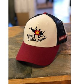 CO Stonebug USA Trucker