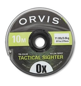Orvis Tactical Sighter Tippet Tri Color 0X