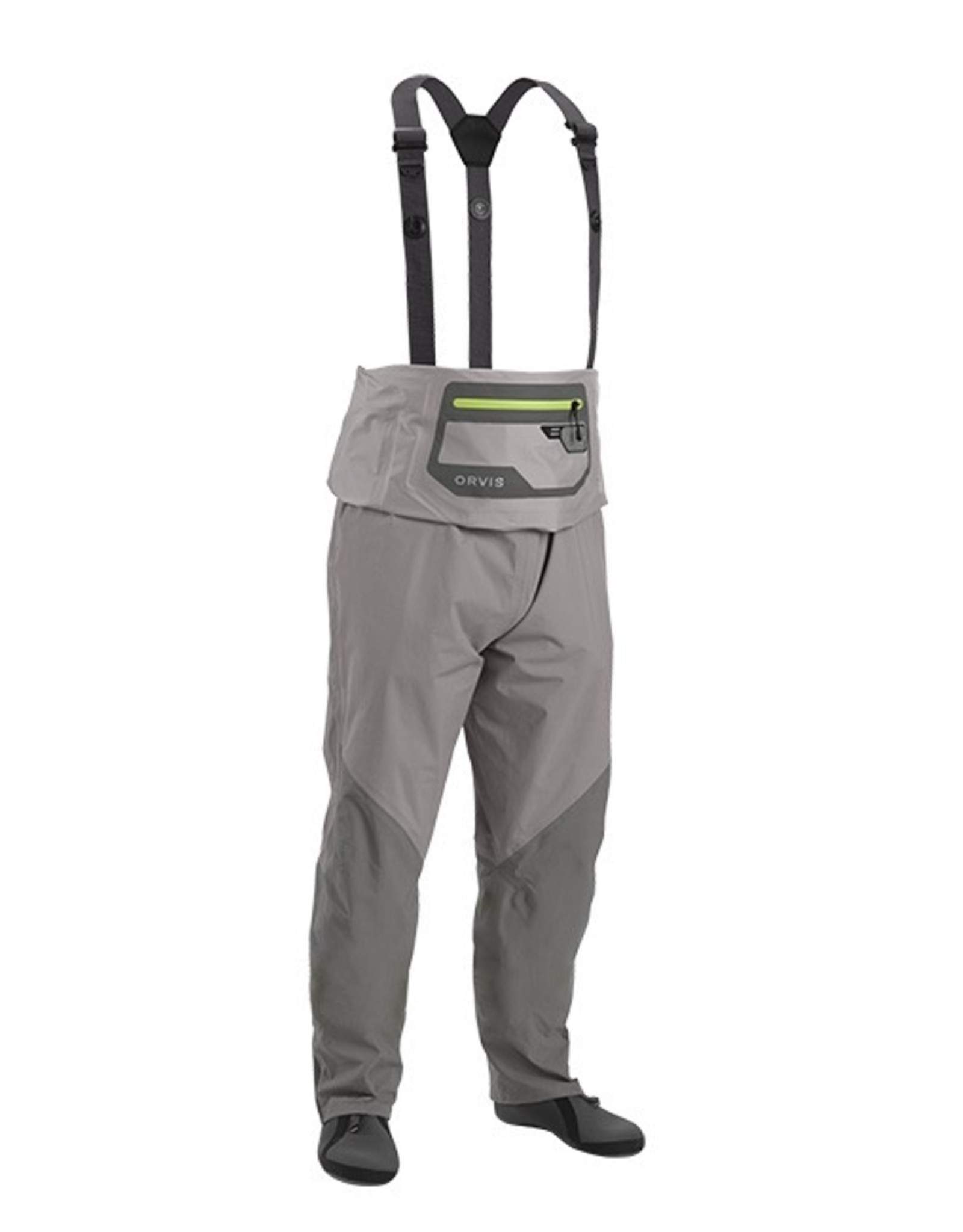 The ALL NEW Orvis Ultralight Convertible Wader offers superior comfort and performance on the water.